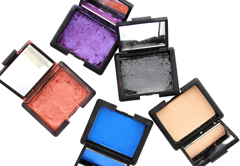 NARS Guy Bourdin Cinematic Eyeshadows Reviews