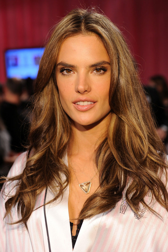 Alessandra Ambrosio at 2013 Victoria's Secret Fashion Show