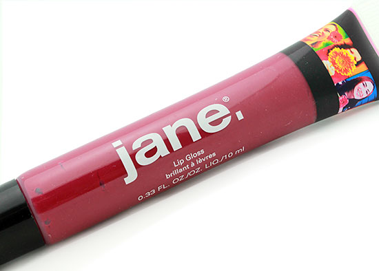 Jane Be Bold Lip Gloss Review