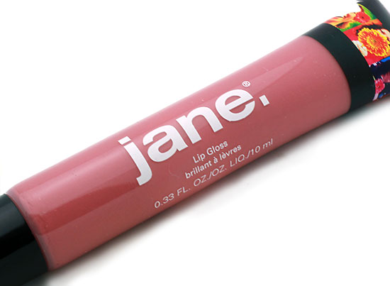 Jane Charmed Lip Gloss Review