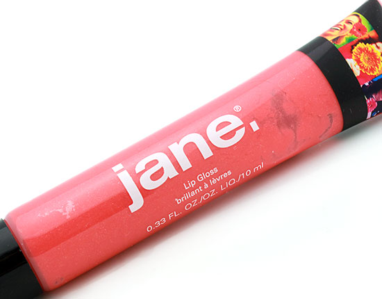 Jane Reverie Lip Gloss Review