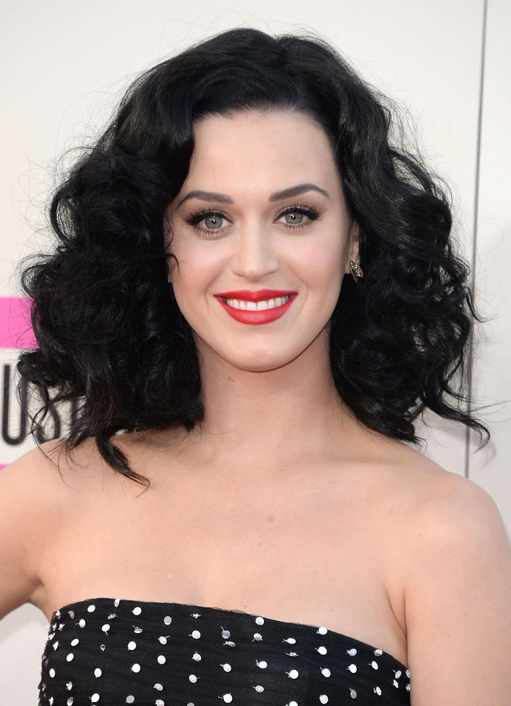 Katy Perry's Makeup Look at 2013 AMAs
