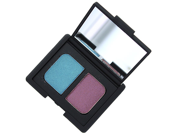 NARS China Seas Duo Eyeshadow Review