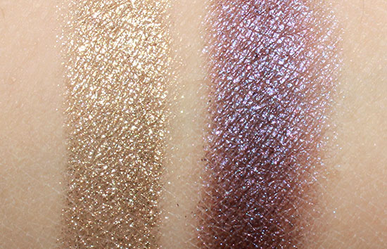 NARS Kauai Duo Eyeshadow swatches