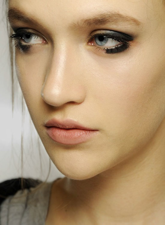 Missoni A/W '14 runway beauty