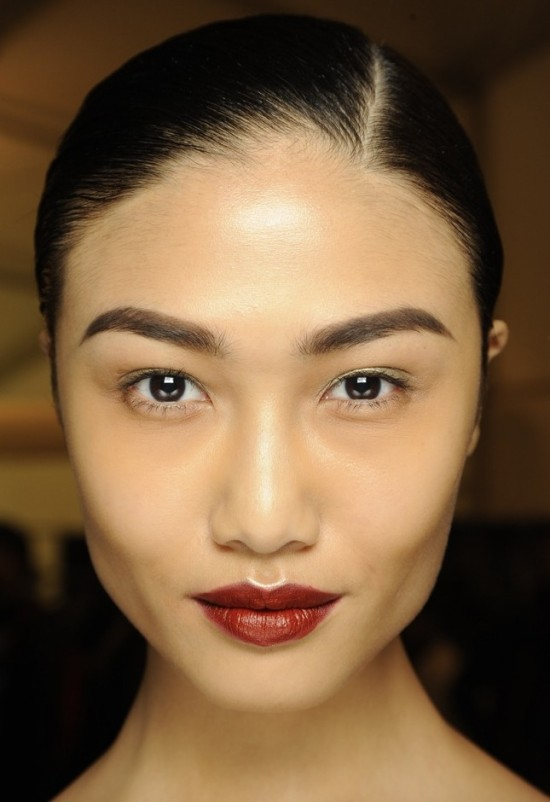 naeem-khan-aw-2014-runway-beauty
