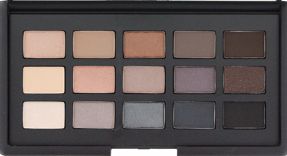 Closeup of NARS Narsissist Eye Palette