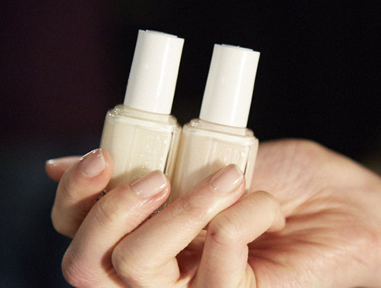 Nude manicure at Helmut Lang A/W '14