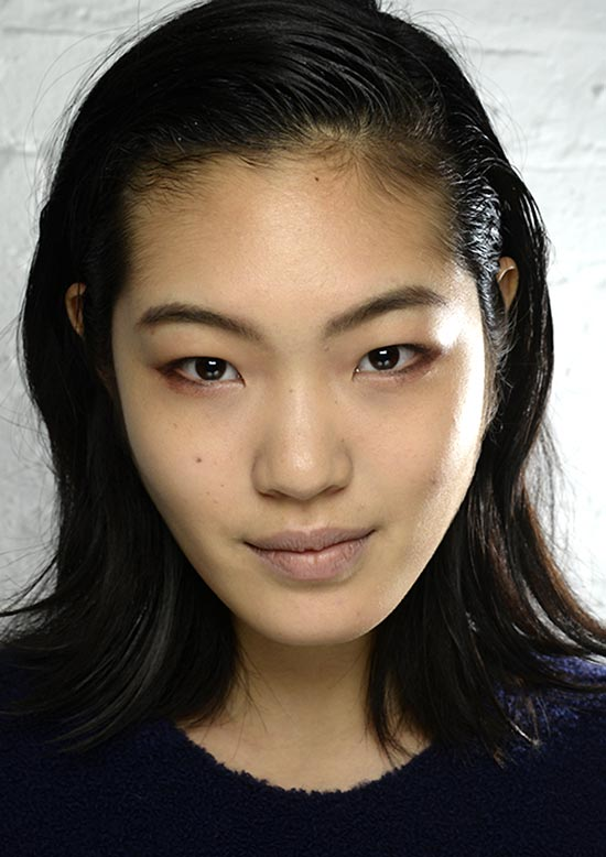 Reverse cat eye at Thakoon A/W '14