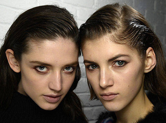 Thakoon A/W '14 runway beauty