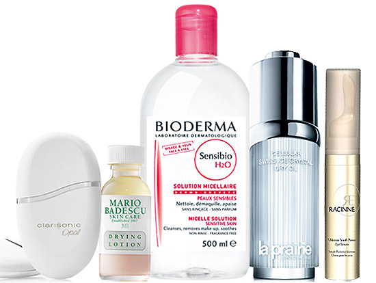 2013 Winter Skincare Favorites