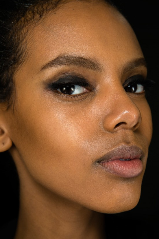 Lanvin A/W '14 makeup look