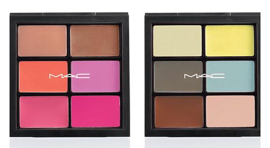 MAC Spring/Summer 2014 Forecast Eye and Lip Palettes