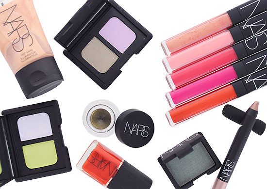 NARS Summer 2014 Color Collection