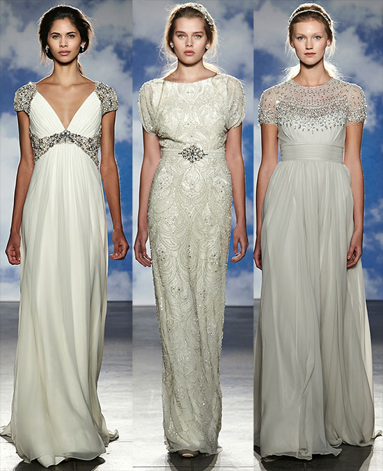 Jenny Packham Spring 2015 Bridal Collection