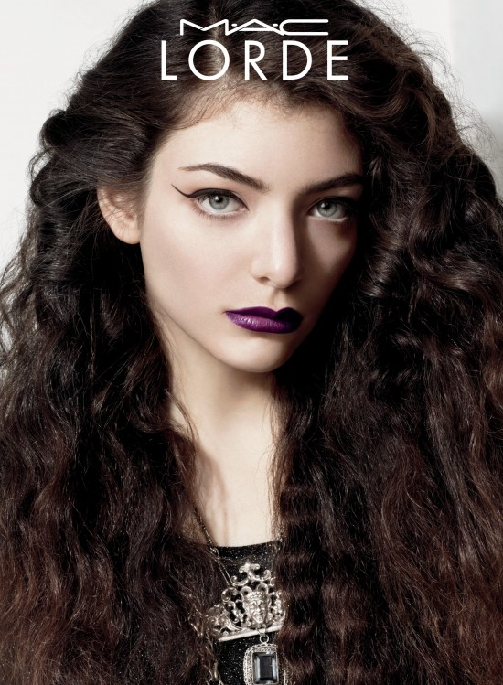 MAC Lorde Makeup Collection