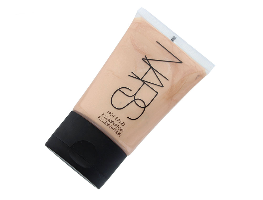 NARS Hot Sand Illuminator Review