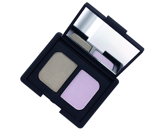 NARS Lost Coast Duo Eyeshadow Review