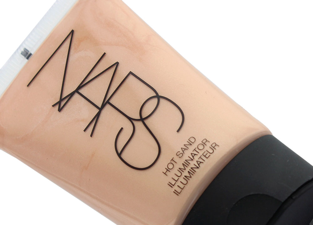 NARS Summer 2014 Hot Sand Illuminator Review