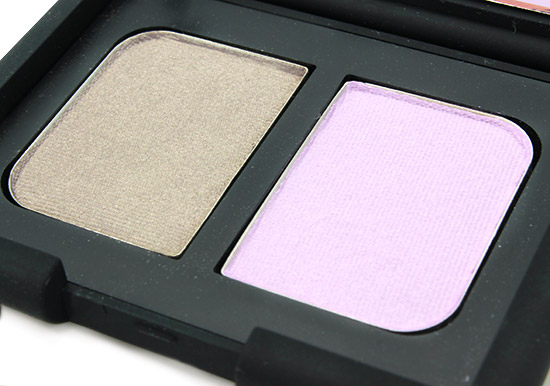NARS Summer 2014 Lost Coast Duo Eyeshadow Review