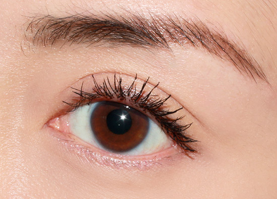 Wearing Rimmel London Scandaleyes Retro Glam Mascara in Extreme Black