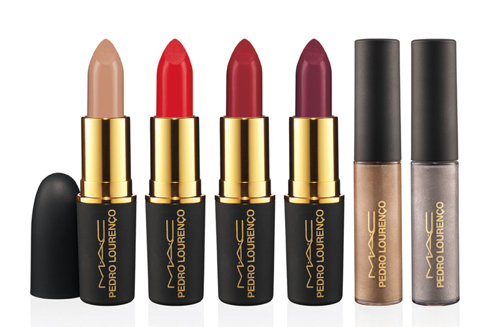 MAC Pedro Lourenco Lipsticks and Lipglasses
