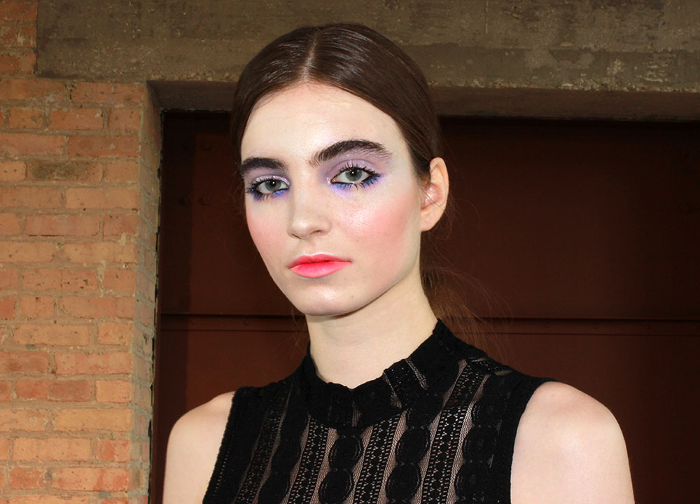 S/S 2014 Runway Trends by MAC Senior Artist Victor Cembellin