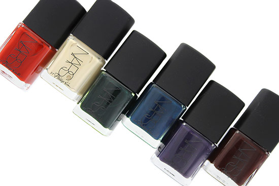 3.1 Phillip Lim for NARS Nail Collection Review and Swatches ...