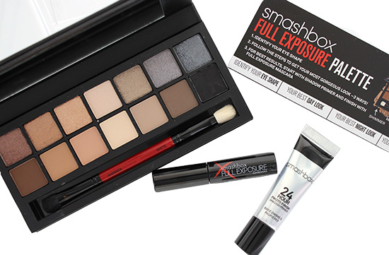 Smashbox Full Exposure Palette Closeup