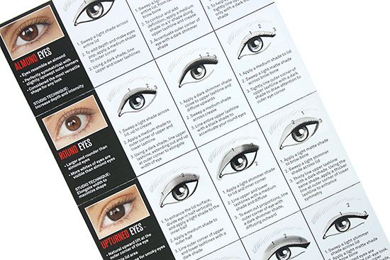 Smashbox Full Exposure Palette Eye Looks How To