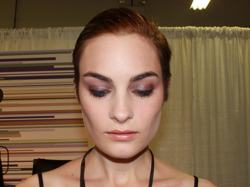 How To Create A Multi-Dimensional Smoky Eye by Justin Heslop for NARS
