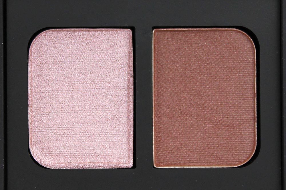 Closeup of NARS Dolomites Duo Eyeshadow