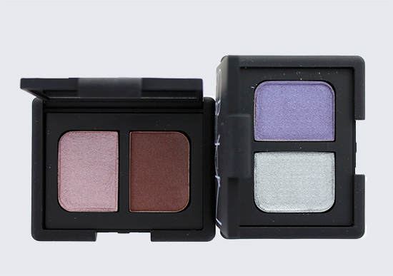 NARS Fall 2014 Dolomites and Jardin Perdu Duo eyeshadows