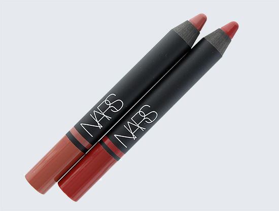 NARS Fall 2014 Mondore and Bansar Satin Lip Pencils