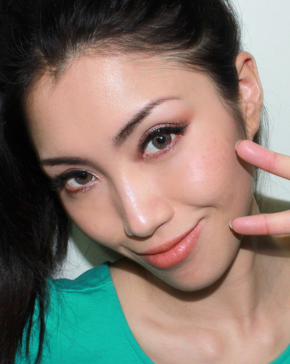 Face Of The Day wearing NARS Dolomites Duo Eyeshadow