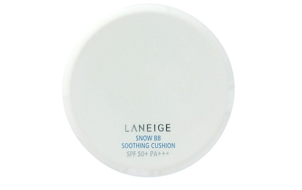 Laneige Snow BB Soothing Cushion Foundation SPF 50+ PA+++ review