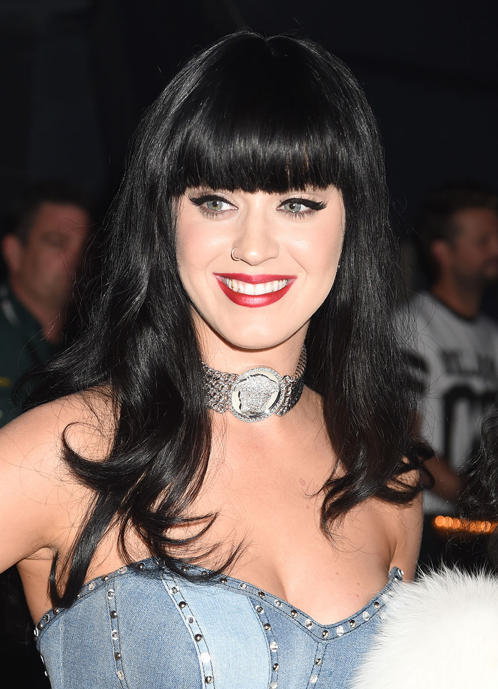 Katy Perry Makeup look at 2014 Video Music Awards