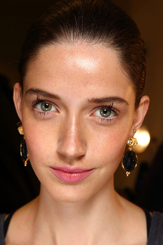 Altuzarra Spring/Summer 2015 runway beauty