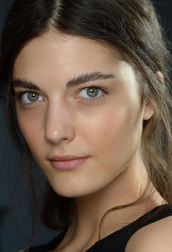 Creatures Of The Wind Spring/Summer 2015 runway beauty