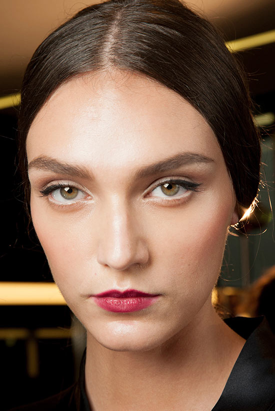 Dolce & Gabbana Spring/Summer 2015 runway beauty