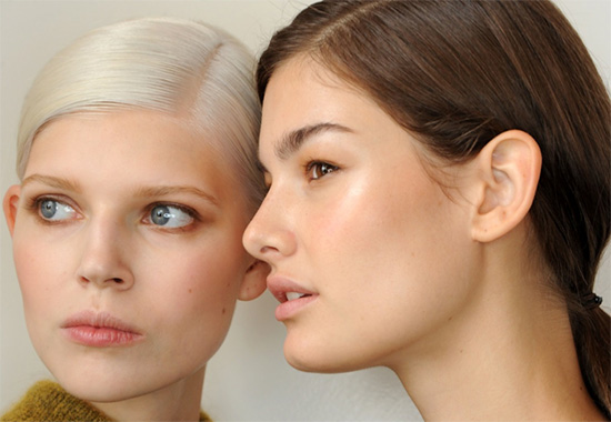 Jason Wu Spring/Summer 2015 runway beauty