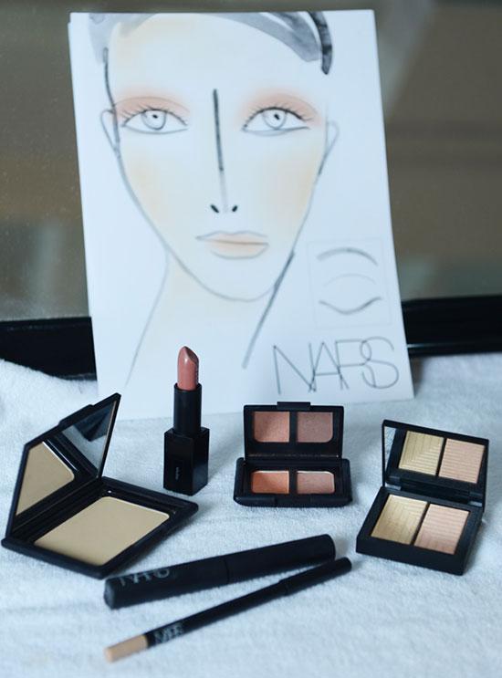NARS backstage makeup at Rodarte Spring/Summer 2015  width=