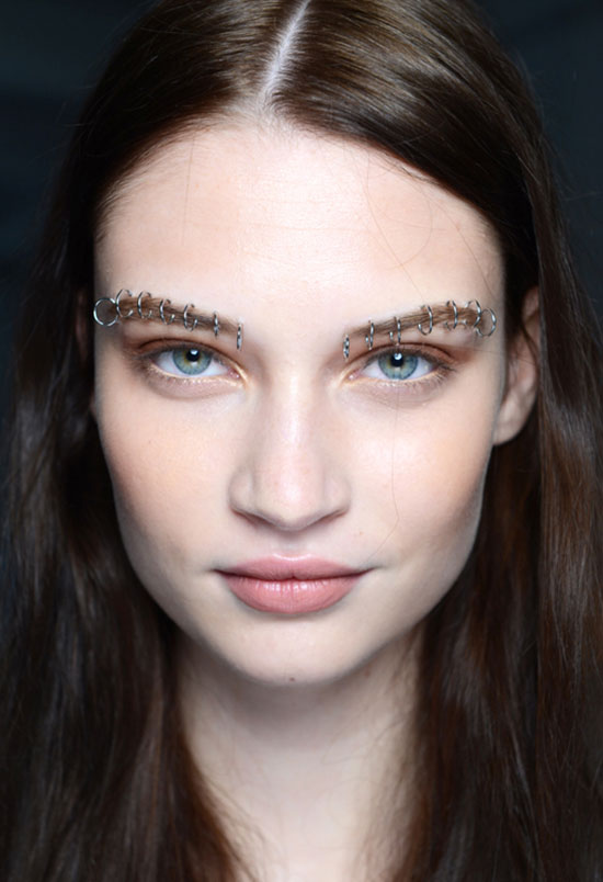 Rodarte Spring/Summer 2015 Runway Beauty