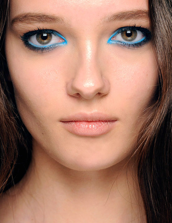 Elie Saab Summer/Spring 2015 runway beauty
