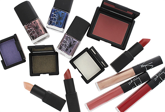 NARS Holiday 2014 Laced With Edge Collection