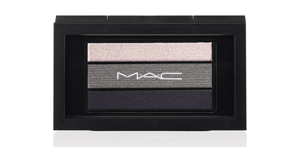 MAC Smoky Black Friday Veluxe Pearlfusion Shadow Trio for 2014