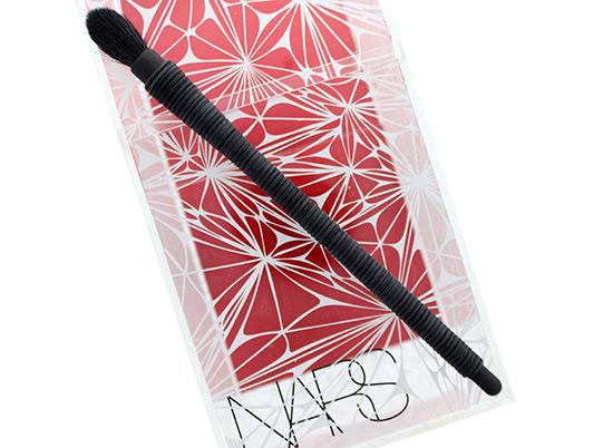 NARS Kabuki Eye Brush review
