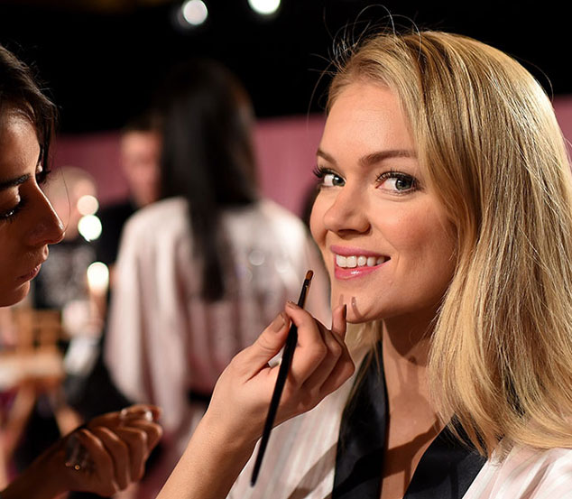 Lindsay Ellingson at 2014 Victoria's Secret Fashion Show