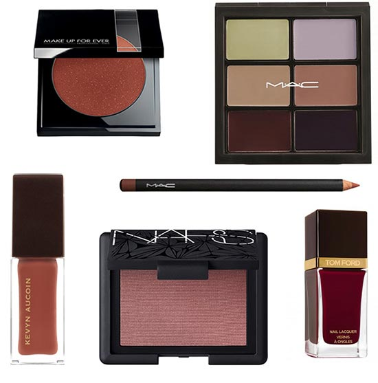 Pantone 2015 Color Of The Year Marsala beauty products