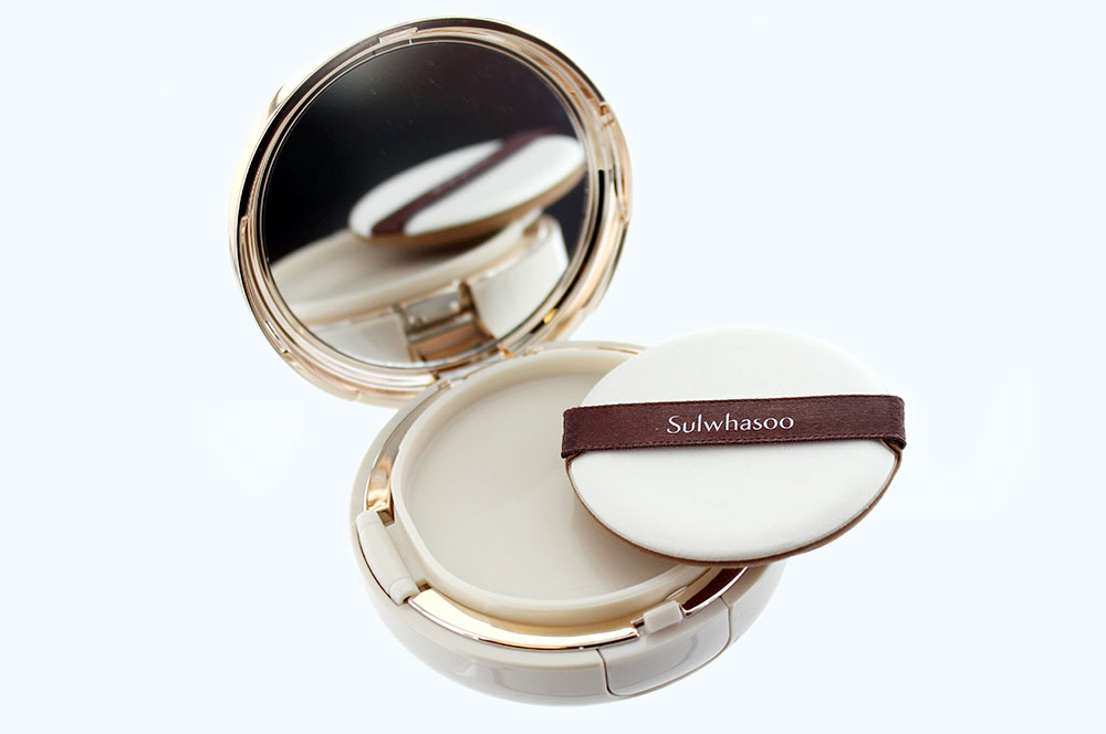 Sulwhasoo Evenfair Perfecting Cushion compact case